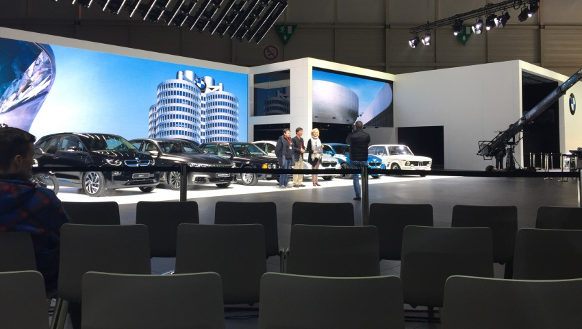 BMW at Geneva Auto Show 2016
