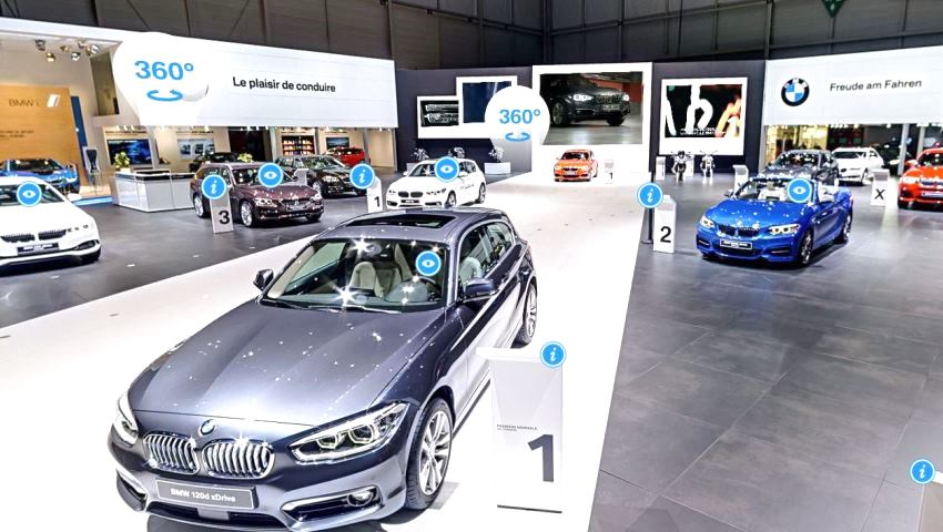 BMW at Geneva 2015