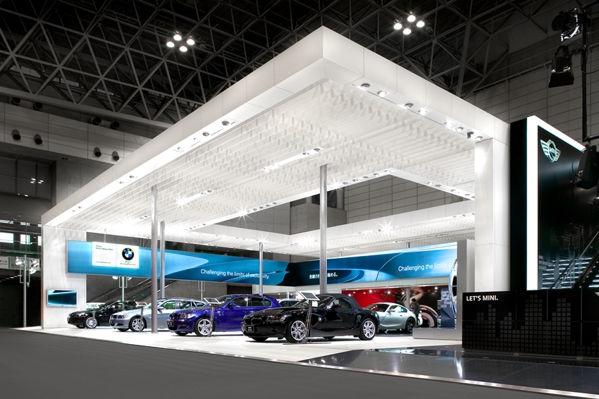 Messestand: BMW, Tokyo Motor Show 2005